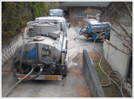 浄化槽清掃1