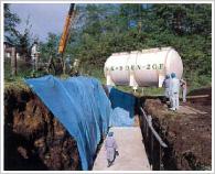 浄化槽工事イメージ1